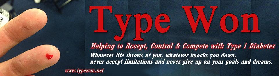 Type Won