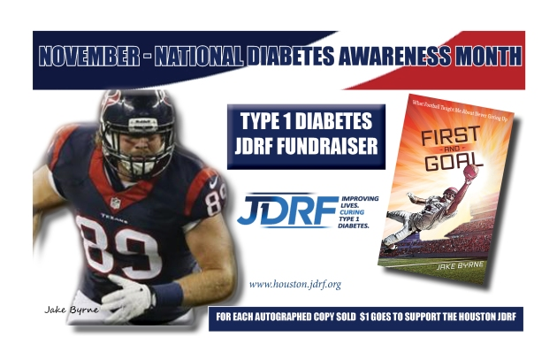 Houston JDRF Ad