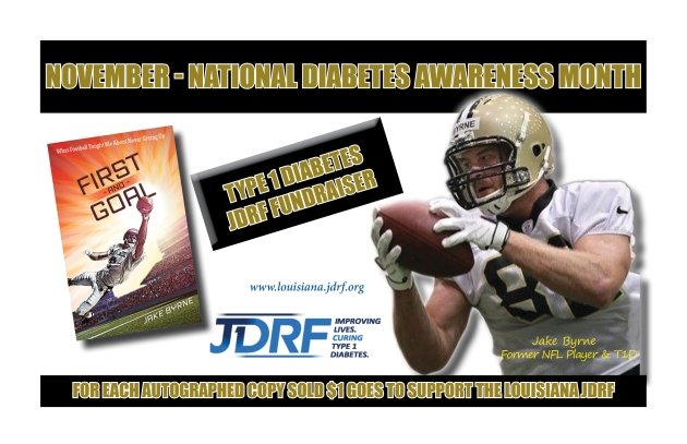 Louisiana JDRF Ad